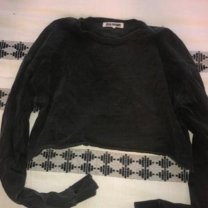 Joah Brown long sleeve crop